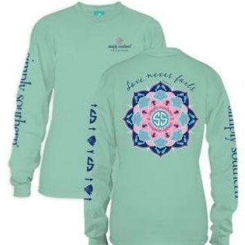 *Closeout* Simply Southern Long Sleeve Tees - NEVER