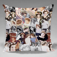 5SOS Collage Harry Style - Square and Regtagular Pillow Case One Side/Two Side.