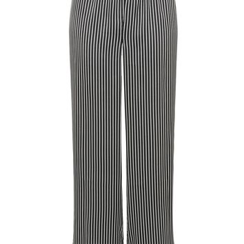 Satin Striped Pyjama Trousers | Topshop