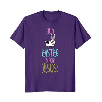 Easter is for Jesus shirt for boys and girls