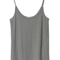 COTTON TANK TOP - T - shirts - Woman | ZARA United States