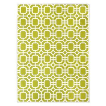 Threshold™ Indoor/Outdoor Area Rug - Lime Green