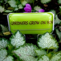 Grow On You Garden Stake by Design4Soul