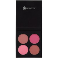 Blushed To Go 4 Color Makeup Blush Palette   BH Cosmetics