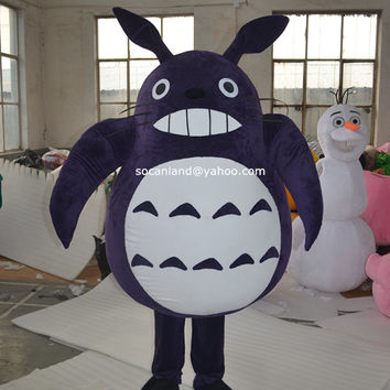 Totoro Halloween Mascot Costumes, Cosplay Costumes,Costumes for Adults,Clothing,Party Costumes,Halloween Costumes,Christmas Costumes,Cosplay