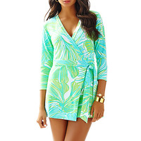 Karlie Wrap Romper - Lilly Pulitzer