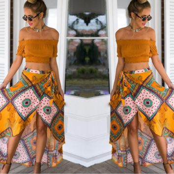 Maureen Boho Dream Skirt