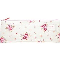 Cath Kidston - Notting Hill Rose Long Pencil Case