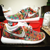 "Nike Roshe Run "" Color Run"" Edition"