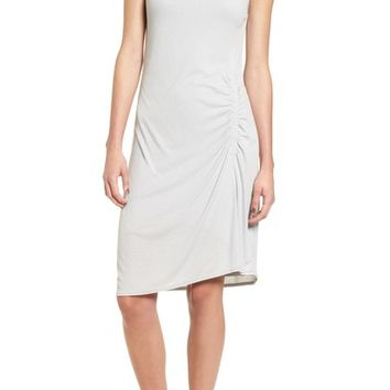 Splendid Ruched Rib Knit Dress | Nordstrom
