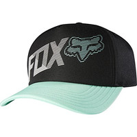 Fox Junior's Cohesion Trucker Hat, Black, One Size