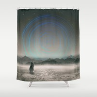 It Beckons Shower Curtain by Soaring Anchor Designs | Society6