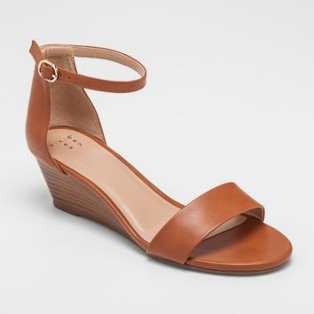 Women's Wilda Wedge Pumps - A New Day™