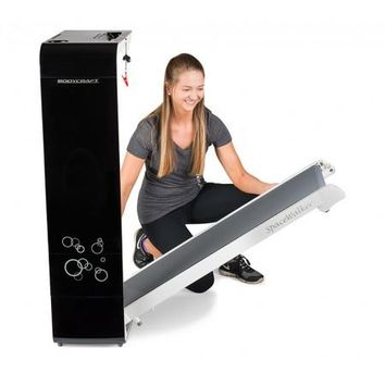 BodyCraft Spacewalker Treadmill Black/White