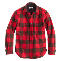 Buffalo Check Cpo Shirt-Jacket