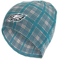 Philadelphia Eagles - Plaid Beanie