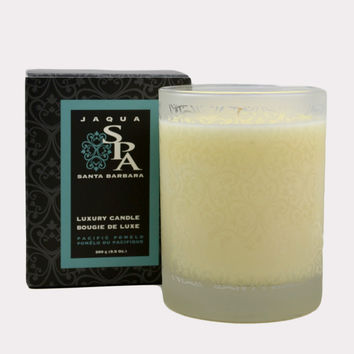Glass Jar Spa Candle