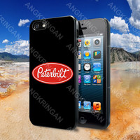 Truck, Peterbilt, Heavy Duty logo - iPhone 4 4S iPhone 5 5S 5C and Samsung Galaxy S2 S3 S4 Case