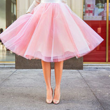 Pink Skirt Womens - Redskirtz