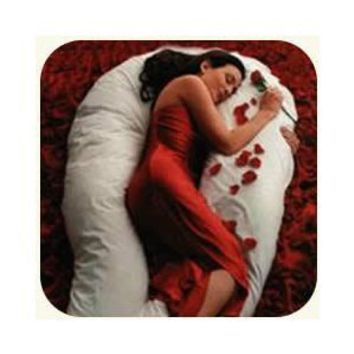 Amazon.com: Petite Comfort U Total Body Support Pillow: Everything Else