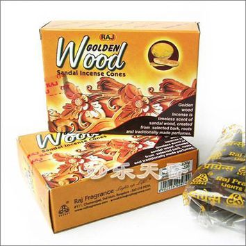 Indian Cone Incense Pure Sandalwood