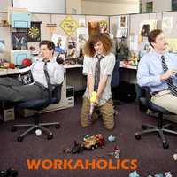 Workaholics TV Show Cast Poster 11x17