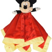 Disney Baby: Mickey Mouse Snuggle Blanky by Kids Preferred