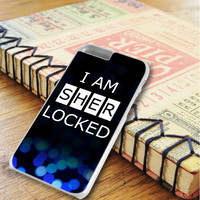 I Am Sherlocked iPhone 6 Plus | iPhone 6S Plus Case