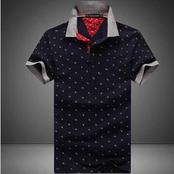 Mens Polo Shirts For Joggers Free Shipping
