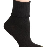 Gold Toe Women`s 3-Pack Bermuda Turn Cuff Sock $9.75