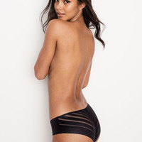 No Show Mesh-Back Hiphugger Panty - Sexy Illusions by Victoria's Secret - Victoria's Secret