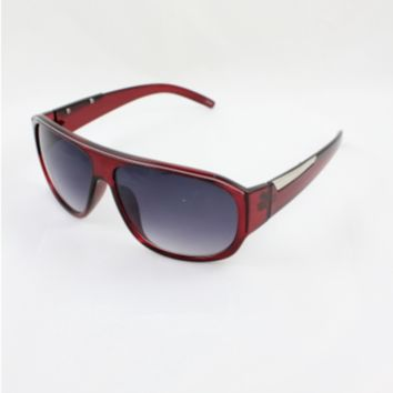 Red 90's Style Inspired Sunglasses