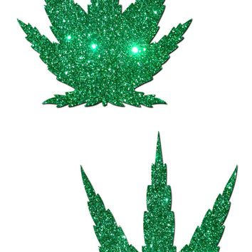 Kush Glitter Pot Pasties
