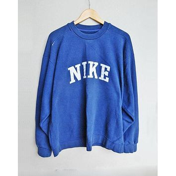 DCCKI2G NIKE Fashion Casual Long Sleeve Sport Top Sweater Pullover Sweatshirt