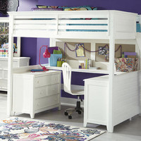 Dixie Full Size Loft Bed