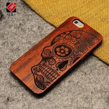 Natural Wood Phone Case  1 of 2