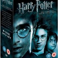 Harry Potter - The Complete Collection (1-7.2) DVD
