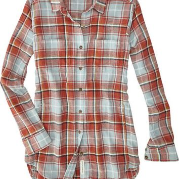 Plaiditude Tunic - Long Sleeve Tops - Apparel & Gear | Title Nine