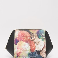 Ted Baker Technicolour Xhatch Large Washbag