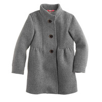 crewcuts Girls Stadium-Cloth Marquee Coat