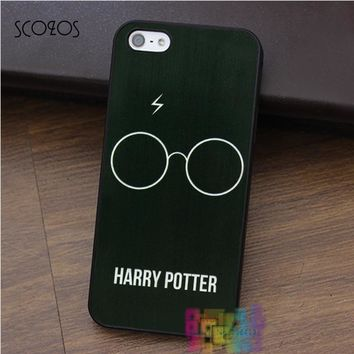 SCOZOS Harry Potter Bolt fashion cell phone case for iphone X 4 4s 5 5s 5c SE 6 6s 6 plus 6s plus 7 7 plus 8 8 plus #ey290