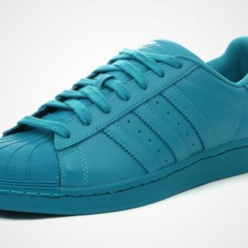 adidas Superstar SUPERCOLOR (lab green)