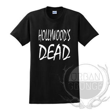 Hollywood's dead Unisex Tshirt - Graphic tshirt