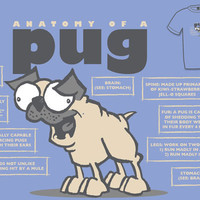 TopatoCo: Anatomy of a Pug Shirt