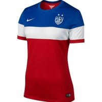 Nike Women's USA Home Stadium Soccer Jersey