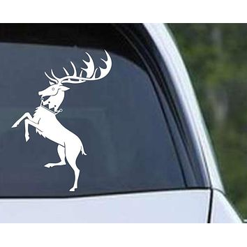 Game of Thrones House Baratheon Stag Die Cut Vinyl Decal Sticker