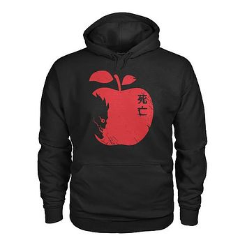 Death Note- The Death Face -Unisex Hoodie - SSID2016