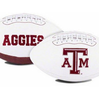 K2 NCAA Texas A&M Aggies Signature Football