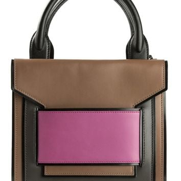 Pierre Hardy colour block tote