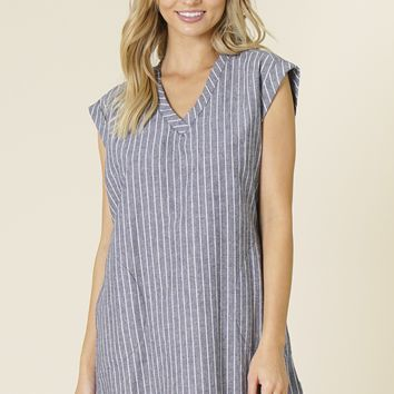 Rhythm - Castaway Dress | Navy